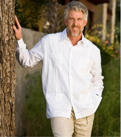 Guayabera Shirts Mens Beach Wedding Attire Guayaberas