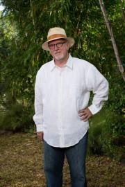 Long Sleeve Linen Shirt with Collar