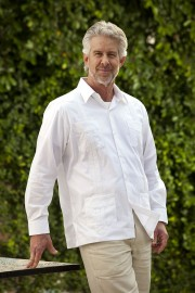 Long Sleeve - Classic Cotton Guayabera